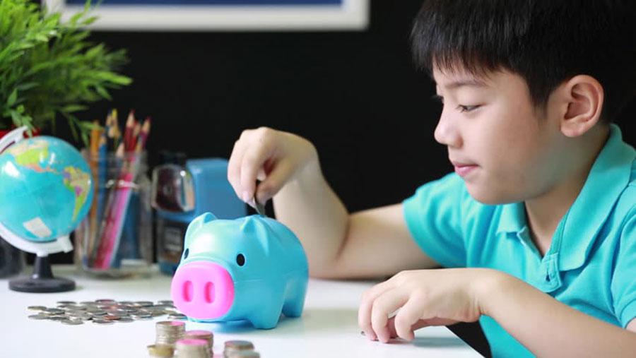 dạy con cách quản lý tiền từ nhỏ