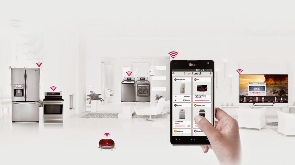 Điều được tích hợp với một ứng dụng điều khiển trên chính smartphone của bạn nhờ vào hệ thống lưới điện thông minh