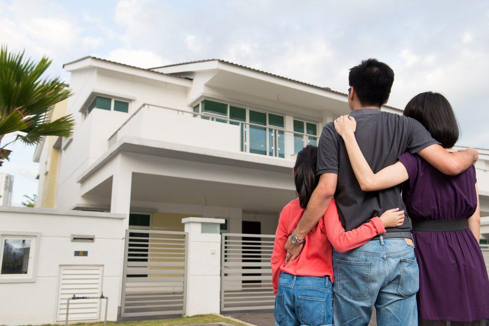 Nhà riêng thuộc quyền sở hữu của bạn.