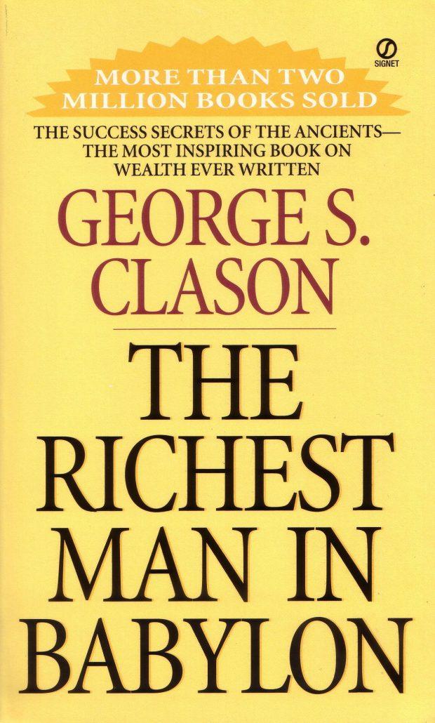 Người giàu nhất ở Babylon của Tác giả George S. Clason
