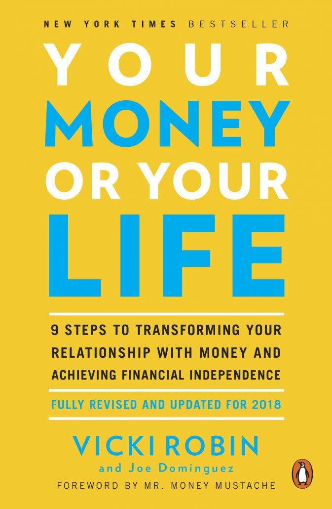Tiền hay Cuộc sống của Tác giả Vicky Robin & Joe Dominguez