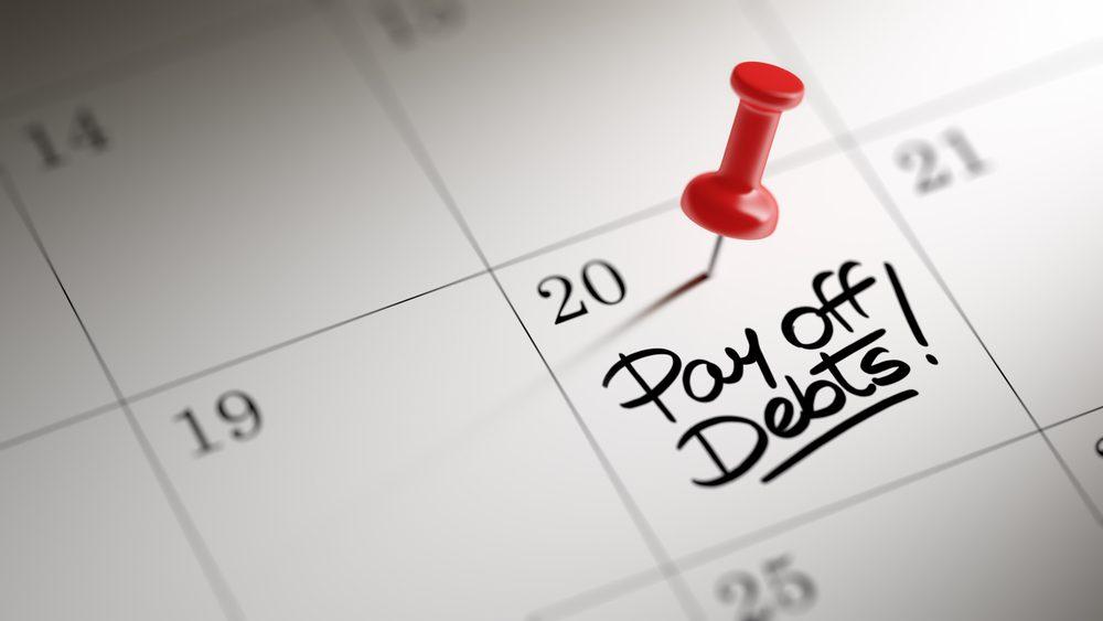 Hãy luôn dứt khoát trong vấn đề trả nợ