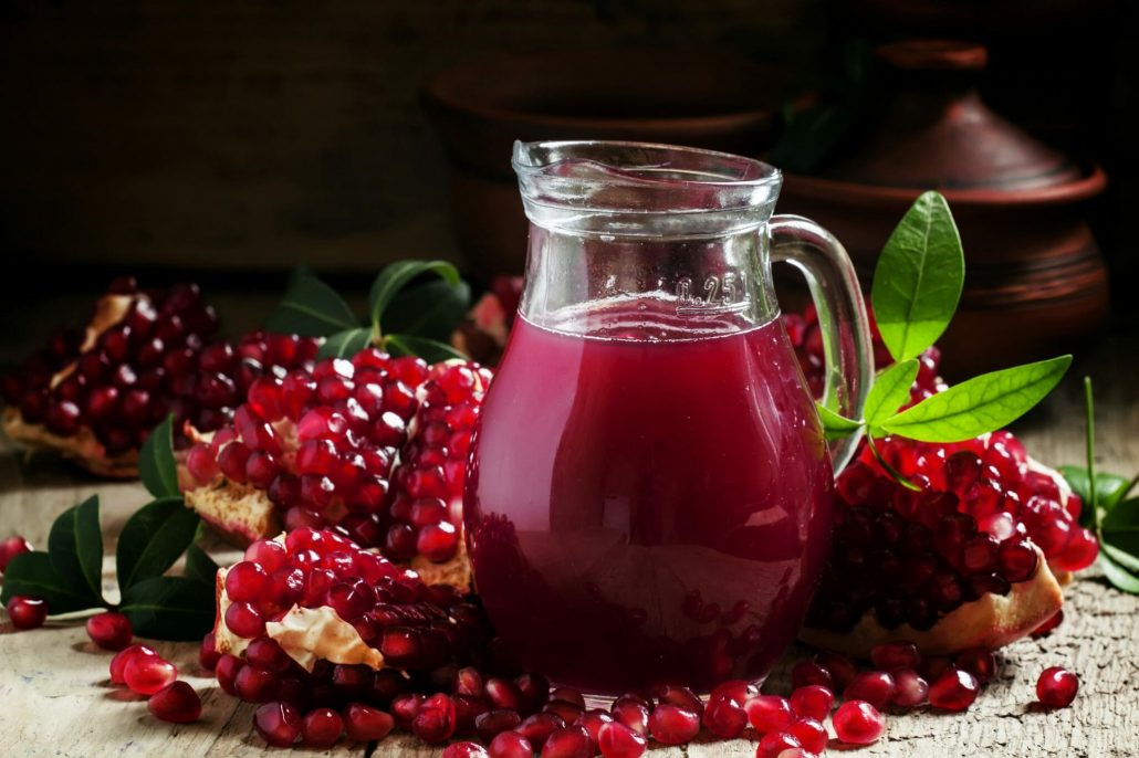Quả lựu không chỉ thơm ngon mà còn đem đến cho bạn vô số lợi ích sức khoẻ tuyệt vời.