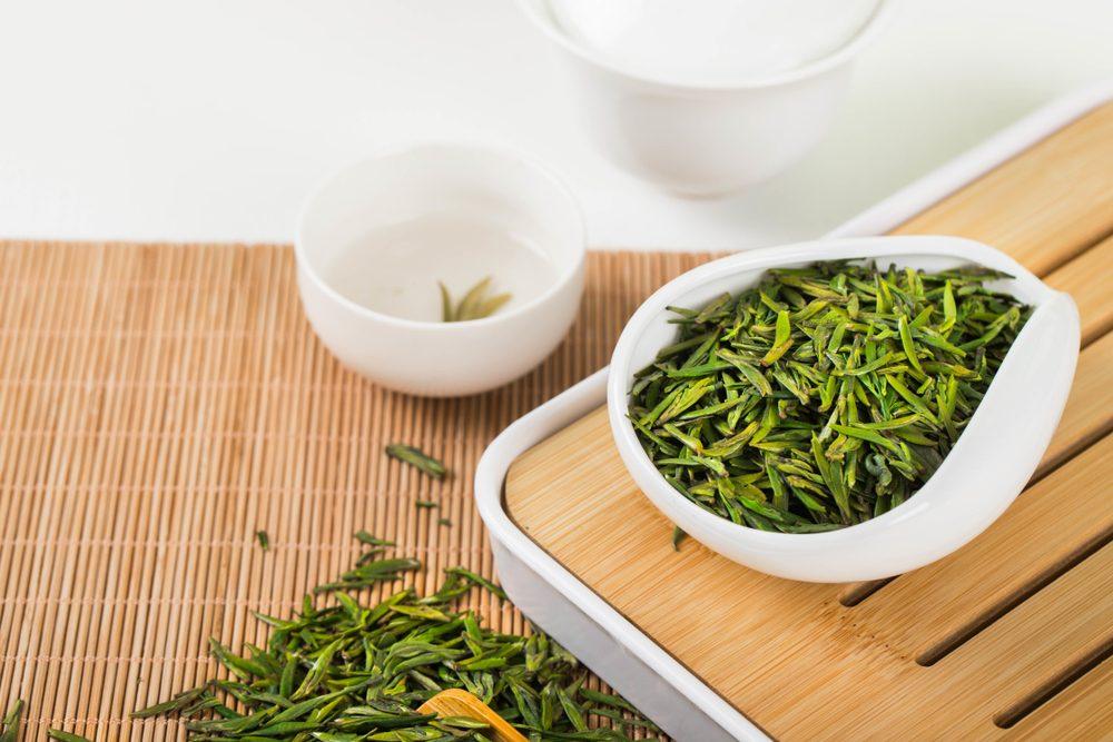 Trà xanh tốt cho sức khoẻ