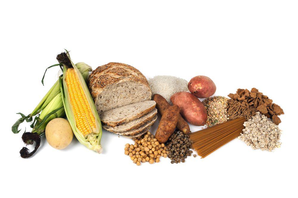 Tinh bột phức hợp chứa nhiều chất dinh dưỡng và chất khoáng