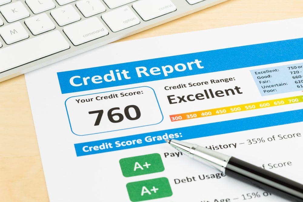 Các quy định về điểm tín dụng như thế nào?
