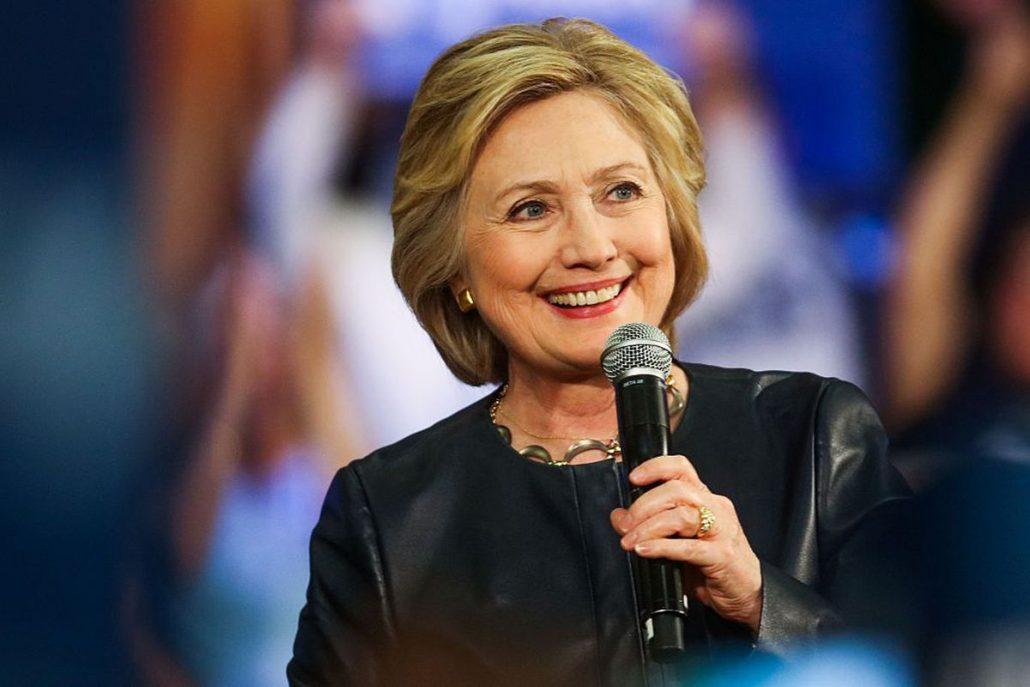 """Hillary Clinton: """"Mọi thứ đều có thể thay đổi nhưng tiến bộ thì không."""""""