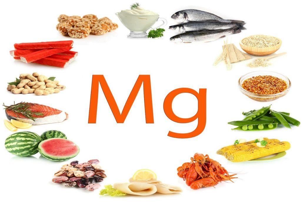 Magiê giúp phát triển cơ bắp và hệ thần kinh