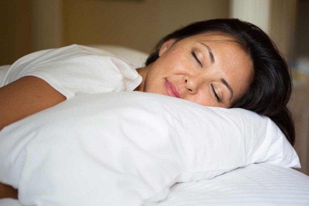 Tư thế nằm ngủ tốt cho sức khoẻ