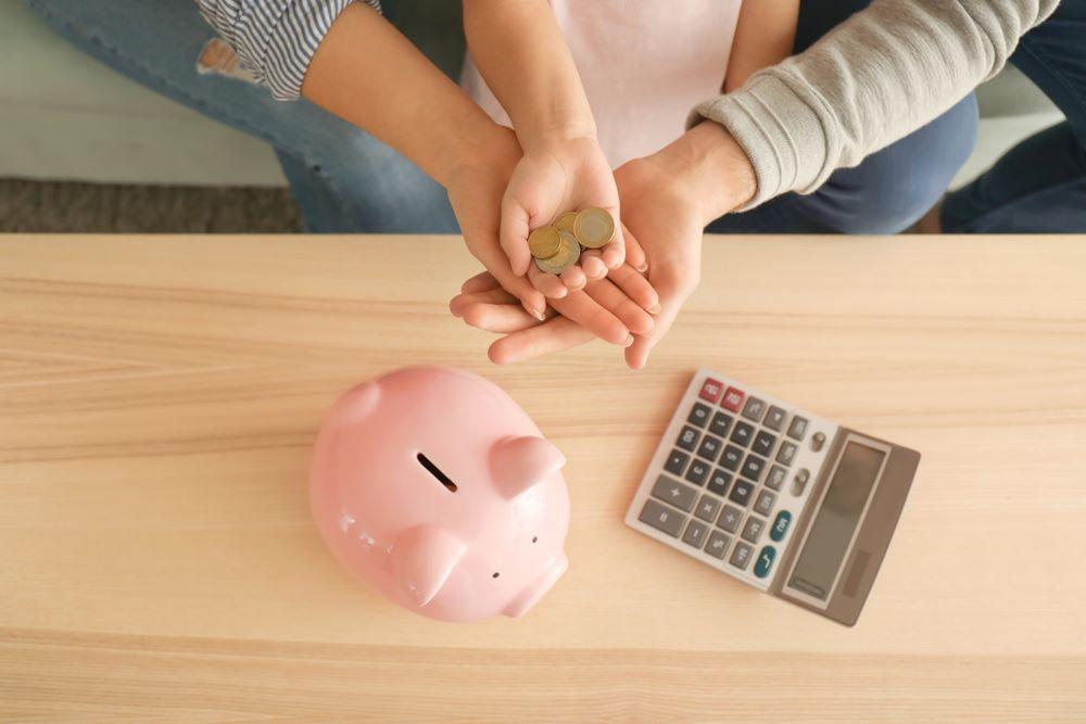 Kế hoạch chi tiêu tiết kiệm trong gia đình