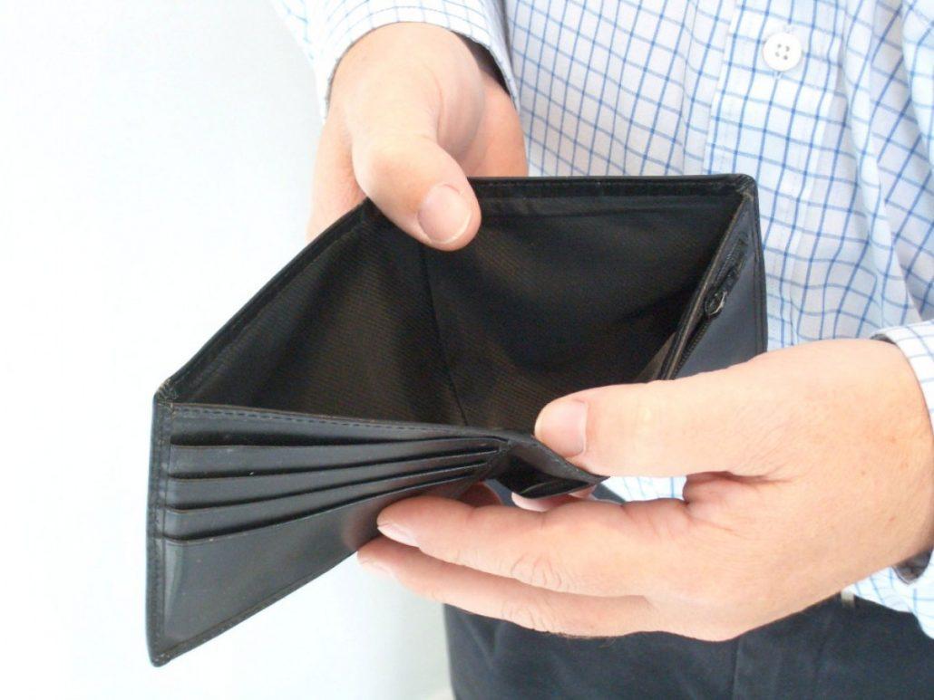 Cách thoát khỏi khó khăn tài chính