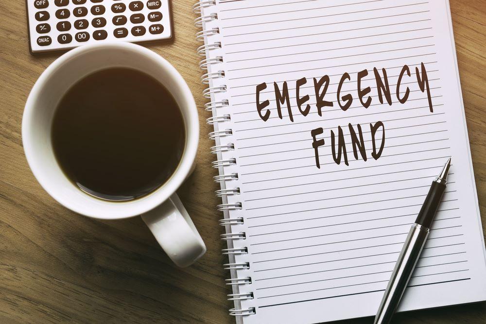 Tiền dự phòng cho những trường hợp khẩn cấp