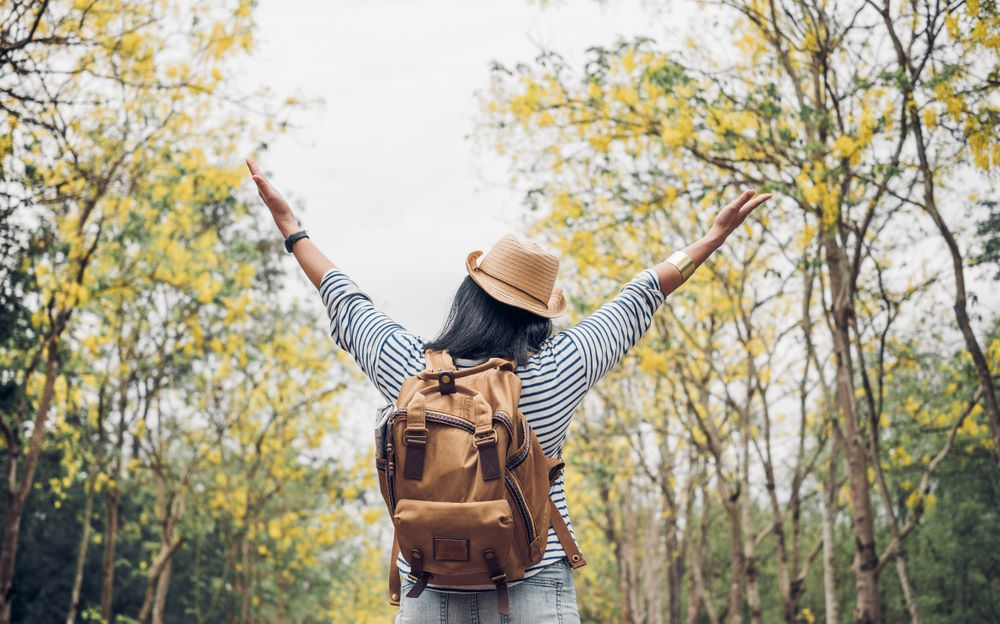đi du lịch một mình