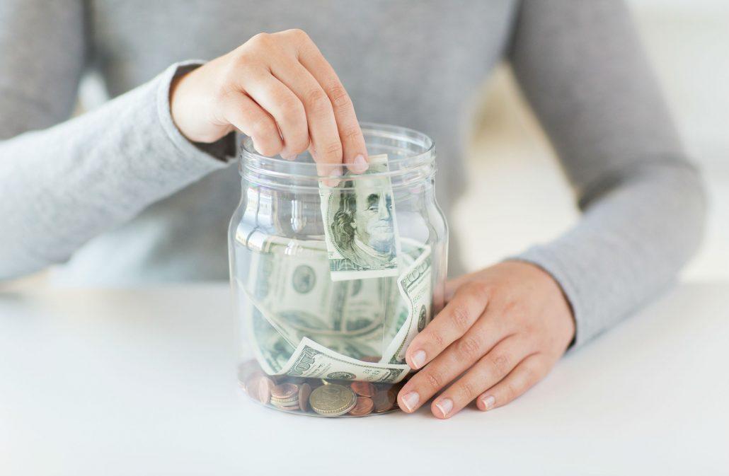 mục tiêu tài chính đặt ra