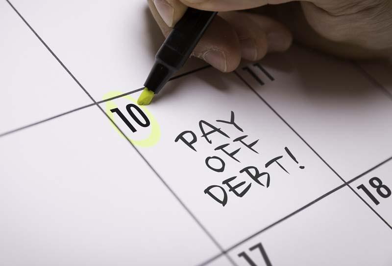 Trả nợ